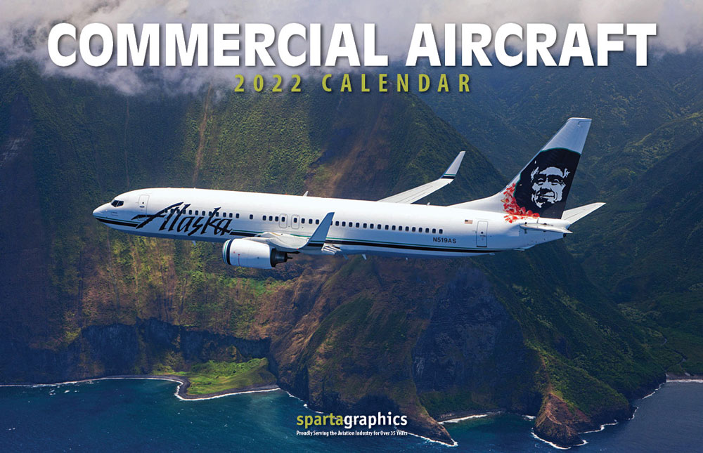 Commercial Aircraft 2022
