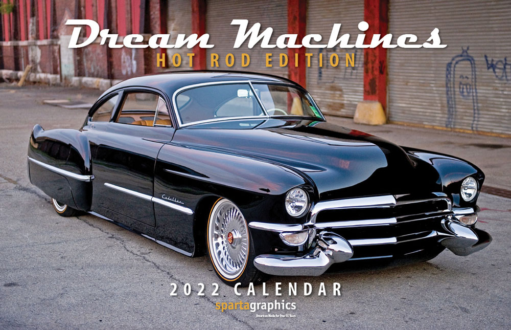 Dream Machines - Hot Rod 2022