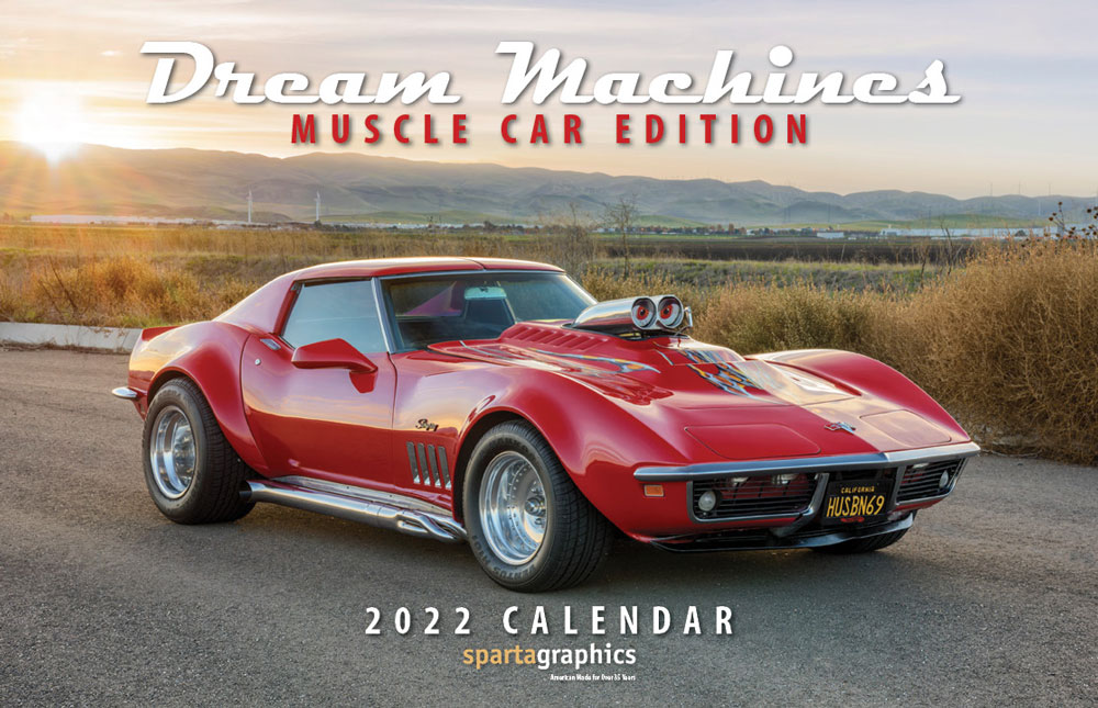 Dream Machines - Muscle Car 2022