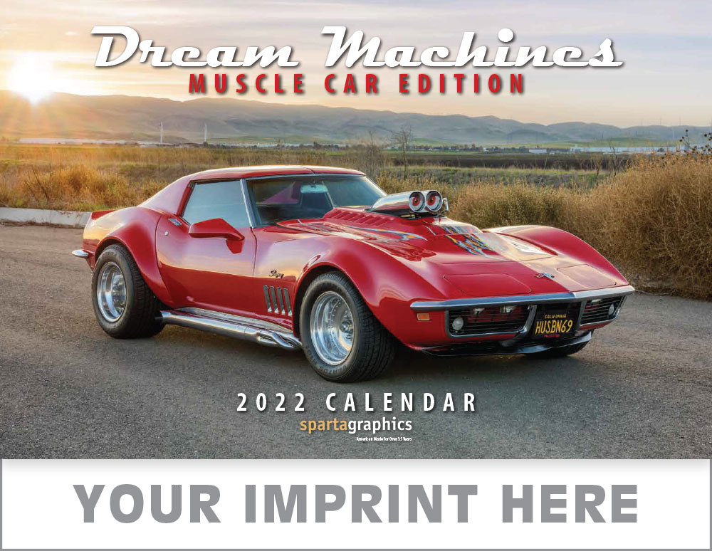 Dream Machines Muscle Car Cover