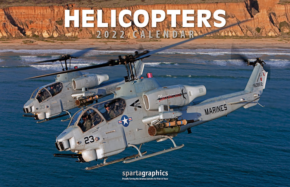 Helicopters 2022