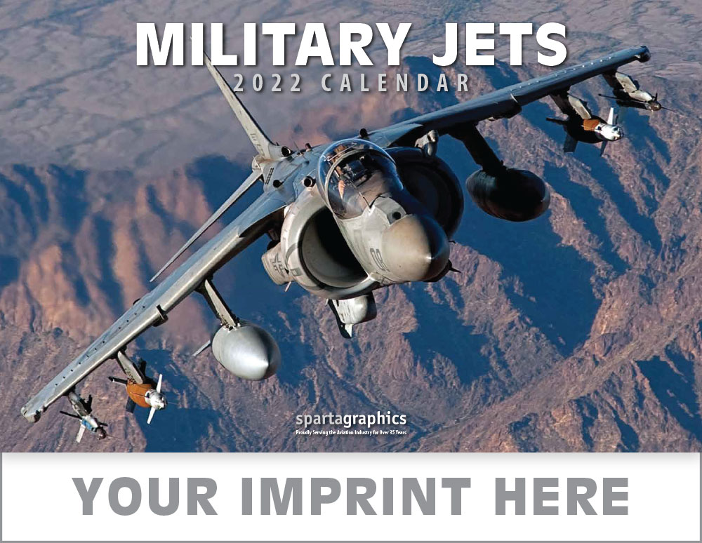 Military Jets Cover
