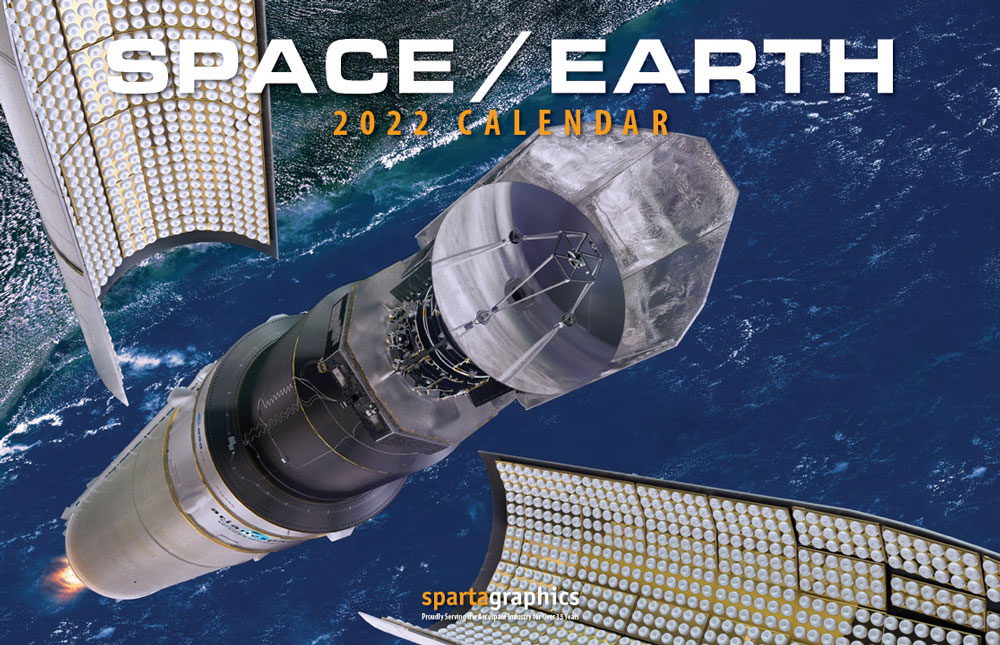 Space / Earth 2022